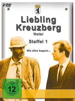 Liebling Kreuzberg - Staffel 1 (DVD) 1986
