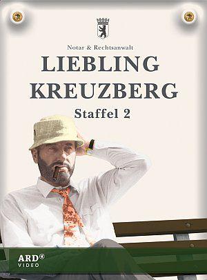 Liebling Kreuzberg - Staffel 2 (DVD) 1986