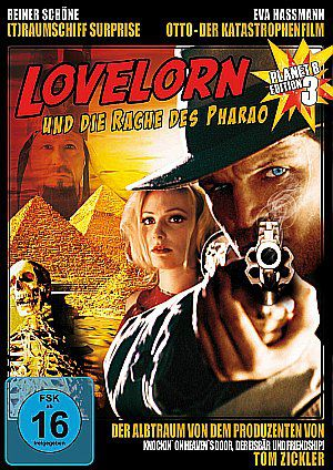 Lovelorn und die Rache des Pharao (DVD) 2002