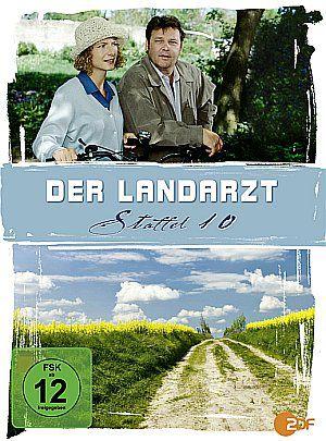 Der Landarzt - Staffel 10 (DVD) 1987