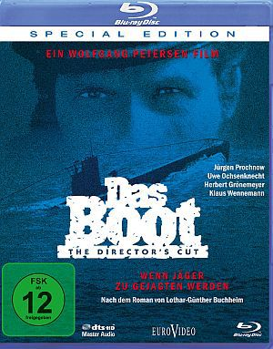 Das Boot - The Director's Cut (Blu-ray) 1981