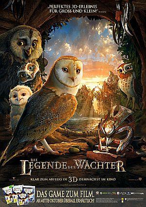 Die Legende der Wächter (3D) (Kino) 2010