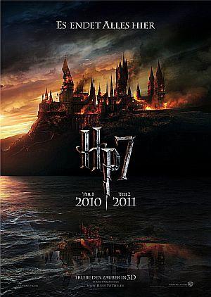 Harry Potter und die Heiligtümer des Todes - 1 (Kino) Teaser 2010