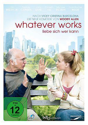 Whatever works - Liebe sich wer kann (DVD) 2009