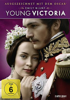 Young Victoria (DVD) 2009