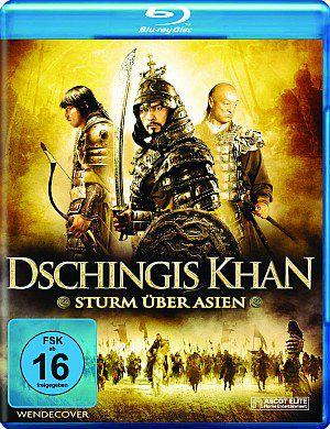 Dschingis Khan - Sturm über Asien (Blu-ray) 2006