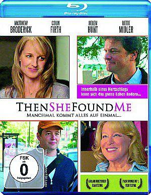 Then She Found Me - Manchmal kommt alles auf einmal (Blu-ray) 2007