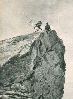 Film Revue, 30. Oktober 1956, Jahrgang 10,  Nr.23, S. 6, Schicksal am Matterhorn (Retro)