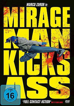 Mirageman Kicks As (DVD) 2007