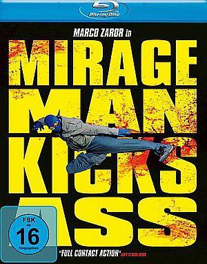 Mirageman Kicks As (Blu-ray) 2007