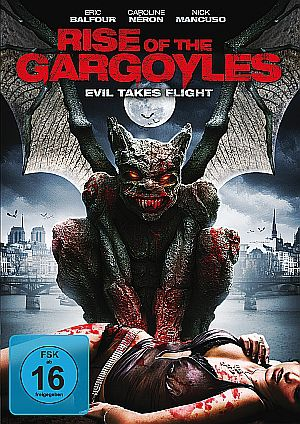 Rise of the Gargoyles (DVD) 2009