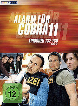 Alarm für Cobra 11 - Die Autobahnpolizei - Staffel 16 (DVD) 1991