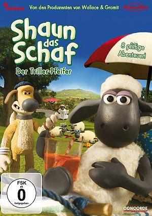 Shaun das Schaf - Der Triller-Pfeifer (DVD) 2007