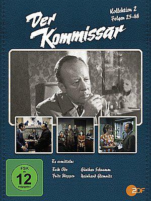 Der Kommissar Kollektion 2 (DVD) 1969