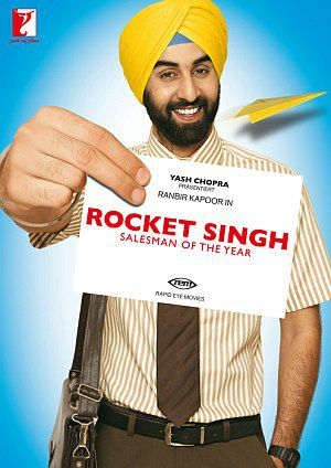 Rocket Singh: Salesman of the Year (DVD) 2009