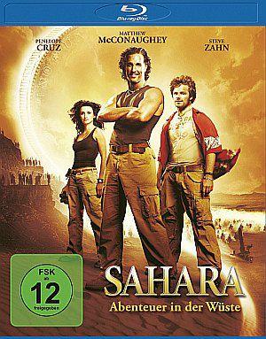 Sahara - Abenteuer in der Wüste (Blu-ray) 2005