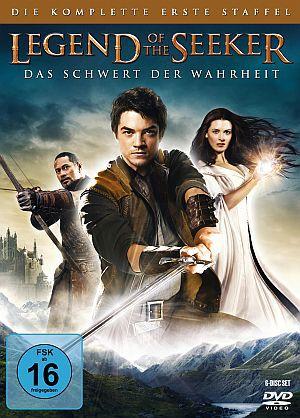 Legend of the Seeker - Das Schwert der Wahrheit - Die komplette erste Staffel