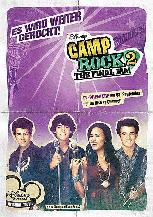 Camp Rock 2 - The Final Jam (TV) 2010