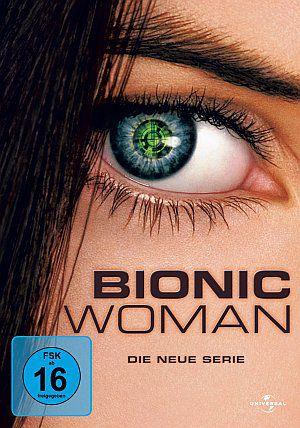 The Bionic Woman - Die neue Serie (DVD) 2007