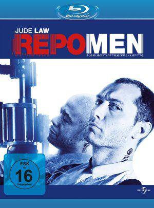 Repo Men - Unrated Version (Blu-ray) 2010