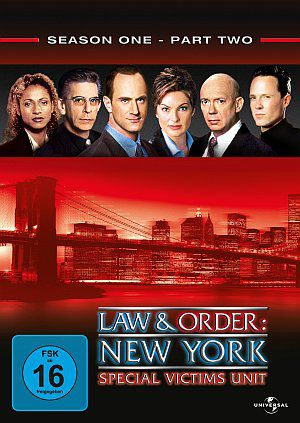 Law & Order: New York Special Victims Unit - Season 1.2 (DVD) 2005