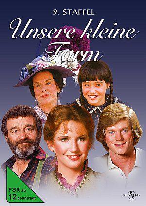 Unsere kleine Farm - 9. Staffel (DVD) 1974