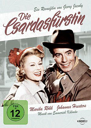 Die Csardasfürstin (DVD) 1951