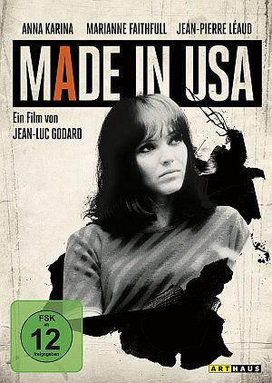 Made in USA (DVD) 1966