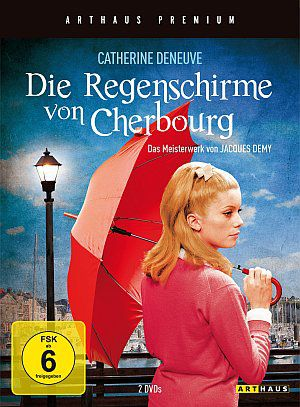 Die Regenschirme von Cherbourg (DVD) 1964