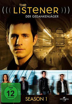 The Listener - Der Gedankenjäger, Season 1 (DVD) 2009
