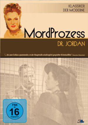 Mordprozeß Dr. Jordan, Mordprozess Dr. Jordan (DVD) 1949