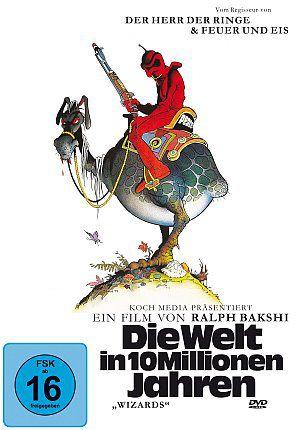 Die Welt in 10 Millionen Jahren (DVD) 1977