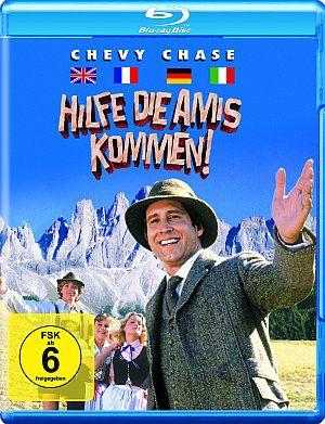 Hilfe, die Amis kommen! (Blu-ray) 1985