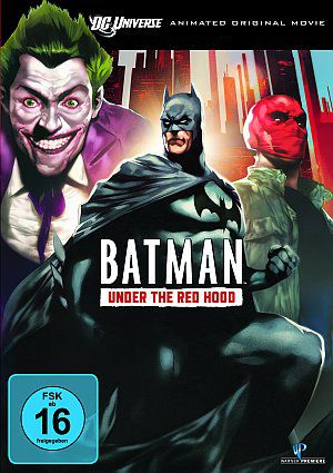 Batman: Under the Red Hood (DVD) 2010