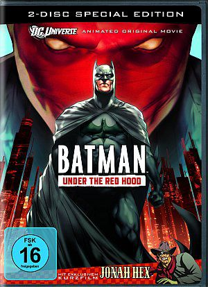 Batman: Under the Red Hood - Special Edition (DVD) 2010