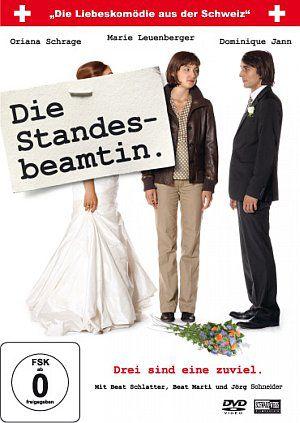 Die Standesbeamtin - Drei sind eine zuviel (DVD) 2009
