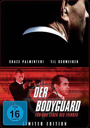 Der Bodyguard - Für das Leben des Feindes - Limited Edition im Steelbook (DVD) 2007