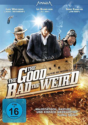The Good The Bad The Weird (DVD) 2009
