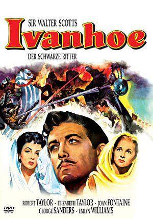 Ivanhoe, der schwarze Ritter (DVD) 1952