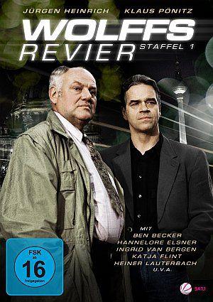 Wolffs Revier - Staffel 1 (DVD) 1992