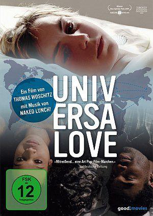 Universalove (DVD) 2008
