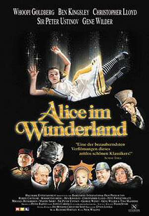 Alice im Wunderland (DVD) 1999