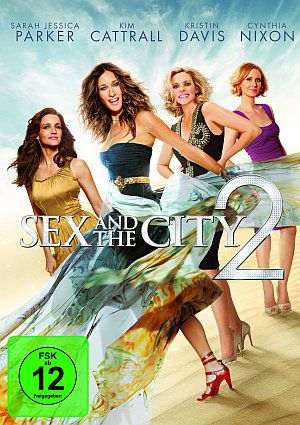 Sex and the City 2 (DVD) 2010