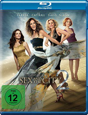 Sex and the City 2 (Blu-ray) 2010
