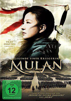 Mulan - Legende einer Kriegerin (DVD) 2010