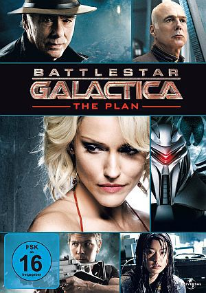 Battlestar Galactica: The Plan (DVD) 2010