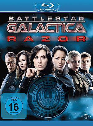 Battlestar Galactica: Auf Messers Schneide (Blu-Ray) 2010
