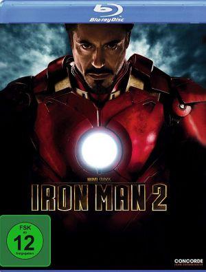 Iron Man 2 (Blu-Ray) 2010