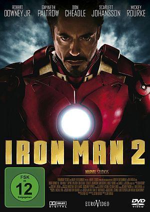 Iron Man 2 (DVD) 2010