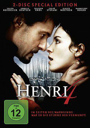 Henri 4 (DVD) 2009